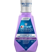 Crest Pro-Health Advanced, Extra Deep Clean Mouthwash 16.9 Oz.