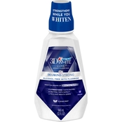 Crest 3D White Luxe Diamond Strong Oral Rinse 32 oz.