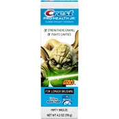 Crest Kids Disney's Star Wars Toothpaste 4.2 Oz.