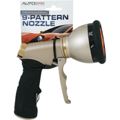 Carrand 9 Pattern Adjustable Spray Nozzle