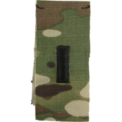 Army Rank First Lieutenant (1LT) Sew-On (OCP), 2 Qty per pkg