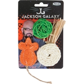 Petmate Jackson Galaxy Natural Playtime 3pack