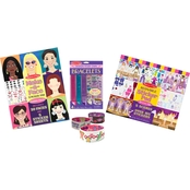Melissa & Doug Fashion DressUp Activity Set