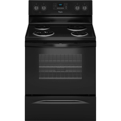 Whirlpool 4.8 Cu. Ft. 32 In. Electric Coil Freestanding Range