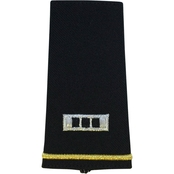 Army Shoulder Mark Enlisted Chief Warrant Officer Large Male Slide-On