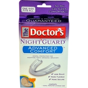 The Doctor's Night Guard Advanced Comfort Mouth Guard