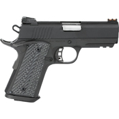 Armscor Tac Series Ultra CS 9mm 3.5 in. Barrel 8 Rnd Pistol Black