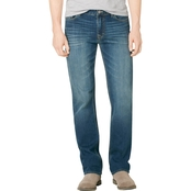 Calvin Klein Jeans Straight Authentic Blue Jeans