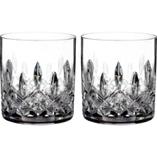 Waterford Lismore Straight Sided Tumbler Pair