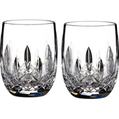 Waterford Lismore Rounded Tumbler Pair
