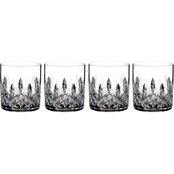 Waterford Lismore Straight Sided 4 pc. Tumbler Set