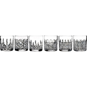 Waterford Heritage 6 pc. Mixed Tumbler Set