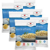 Wise Emergency Food Pasta Alfredo 6 pk.