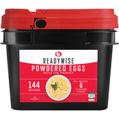 Wise Emergency Food Powdered Eggs, 144 Servings