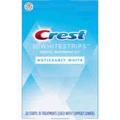 Crest Noticeably White Whitestrips, 10 Ct.