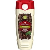 Old Spice Fresher Collection Timber Body Wash, 16 oz.