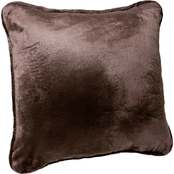 Weatherford Cushion Micro Plush Decorative Pillow