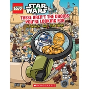 LEGO Star Wars: These Aren't the Droids You're Looking For