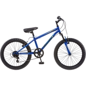 Pacific Cycle Boys Rook 20 in. Mountain Bicycle