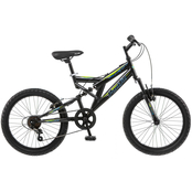 Pacific Cycle Boys Derby 20 in. Mountain Bicycle