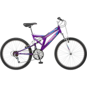 Pacific Cycle Girls Shire 24 in. Mountain Bicycle