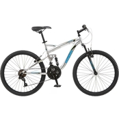 Mongoose Status 2.2 24 in. Boys Mountain Bicycle