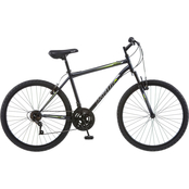 Pacific Cycle Mens Rook 26 in. Mountain Bicycle