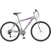 Mongoose Womens Silva 26 in. Mountain Bicycle