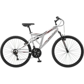Pacific Cycle Mens Derby 26 in. Mountain Bicycle