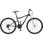Mongoose Womens Status 2.2 26 in. Mountain Bicycle