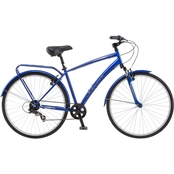 Schwinn Mens Network 2.0 700c Hybrid Bicycle