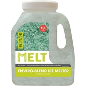 Snow Joe MELT 10 lb. Jug Premium Enviro Blend Ice Melter with CMA