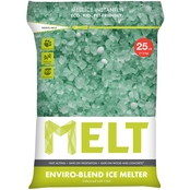 Snow Joe MELT 25 lb. Resealable Bag Premium Enviro-Blend Ice Melter with CMA