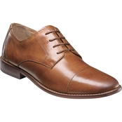 Florsheim Men's Montinaro Cap Toe Oxford Dress Shoes