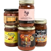The Gourmet Market Hot Salsa Challenge Salsa Collection