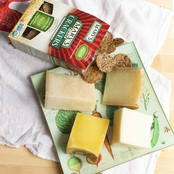The Gourmet Market Organic Cheese Collection