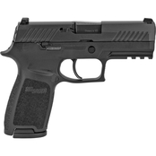 Sig Sauer P320 Carry 9mm 3.9 in. Barrel 17 Rnd 2 Mag NS Pistol Black