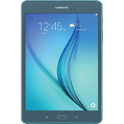 Samsung Galaxy Tab A 8 in. Quad Core 1.2GHz 16GB Tablet, Smoky Blue