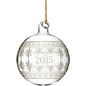 Waterford Marquis Annual Ball Ornament
