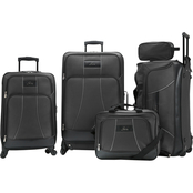 Skyway Luggage Seville 5 pc. Set with Spinner Wheels