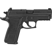 Sig Sauer P229 Enhanced Elite 9mm 3.9 in. Barrel 10 Rnd 2 Mag NS Pistol Black