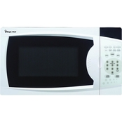 Magic Chef .7 Cu. Ft., 700W Microwave With Digital Touch
