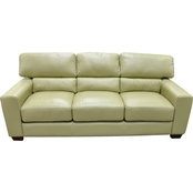 Omnia Leather Jacob Leather Sofa