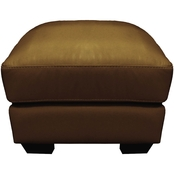 Omnia Leather Jacob Ottoman