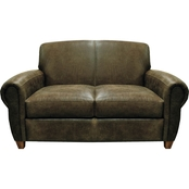 Omnia Leather Parisian Loveseat