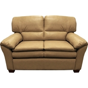 Omnia Leather Vegas Loveseat