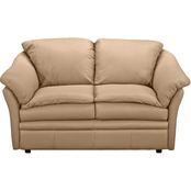 Omnia Leather Uptown Loveseat