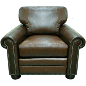 Omnia Leather Savannah Chair