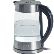Nesco Electric Glass Water Kettle