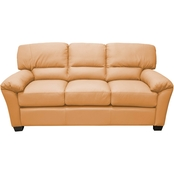 Omnia Leather Cedar Heights Sofa